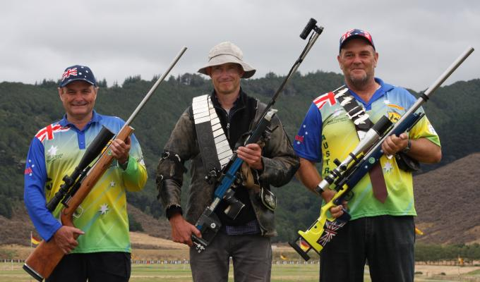 2015 NZ Champions FTR Steve Sharp TR Ross Geange Mark Fairbairn Oz