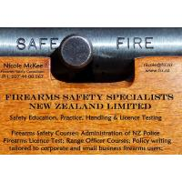 Firearms safety specialists